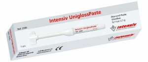 Intensiv Unigloss Paste - diamentowa pasta polerska 2,5g