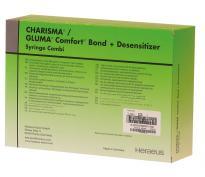 Charisma - zestaw 6 x 4g Heraeus + Gluma Bond + Desensitizer4ml