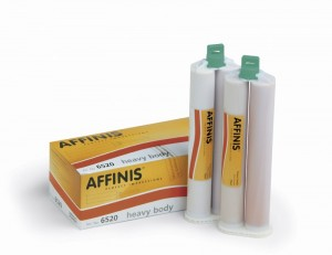 Affinis heavy body - 2 x 75ml