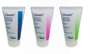 Cleanic Prophy-Paste z fluorem -  tubka 100g KerrHawe