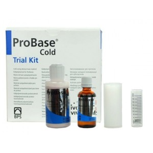 Probase Cold Trial Kit 100g/50ml Ivoclar Vivadent