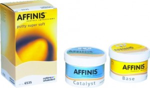 Affinis Putty Soft - 2x300ml Coltene Whaledent