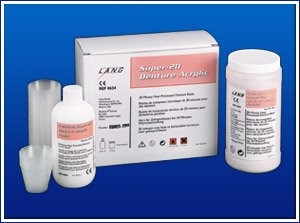 Akryl Premium Super 20 - 1000g + 500ml Lang Dental